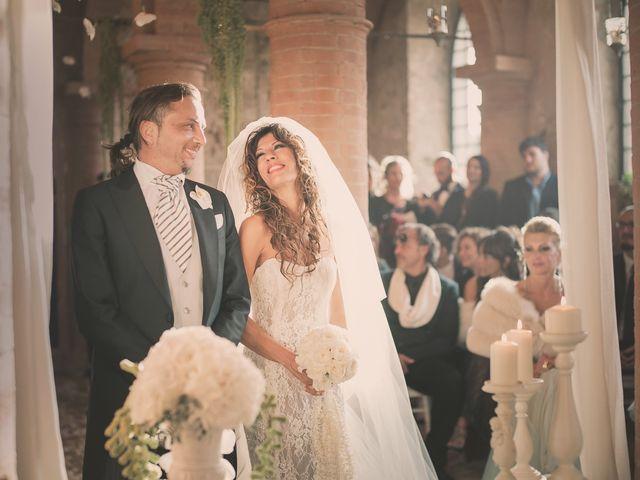Il matrimonio di Francesco e Sabrina a Cecina, Livorno 23