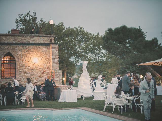 Il matrimonio di Francesco e Sabrina a Cecina, Livorno 28