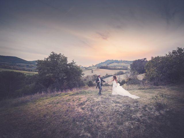 Il matrimonio di Francesco e Sabrina a Cecina, Livorno 30