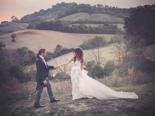 Il matrimonio di Francesco e Sabrina a Cecina, Livorno 31