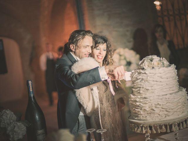 Il matrimonio di Francesco e Sabrina a Cecina, Livorno 35
