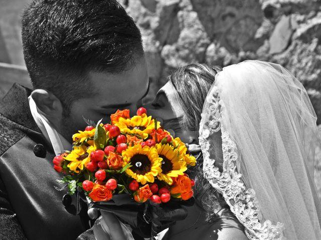 Le nozze di Arianna e Omar