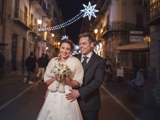 Il matrimonio di Bruno e Paola a Palermo, Palermo 73