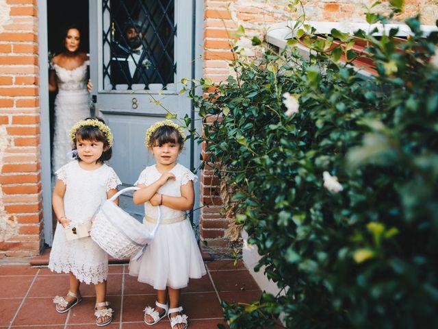 Il matrimonio di Marco e Miriam a Camaiore, Lucca 56