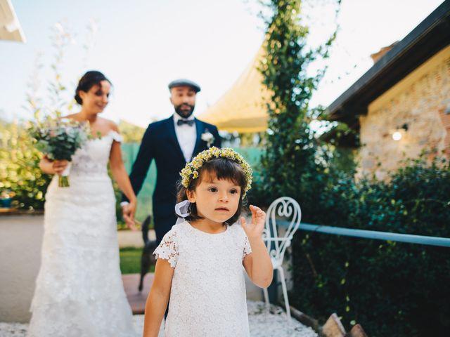 Il matrimonio di Marco e Miriam a Camaiore, Lucca 58