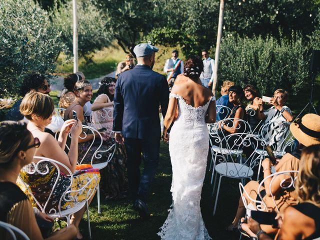 Il matrimonio di Marco e Miriam a Camaiore, Lucca 59
