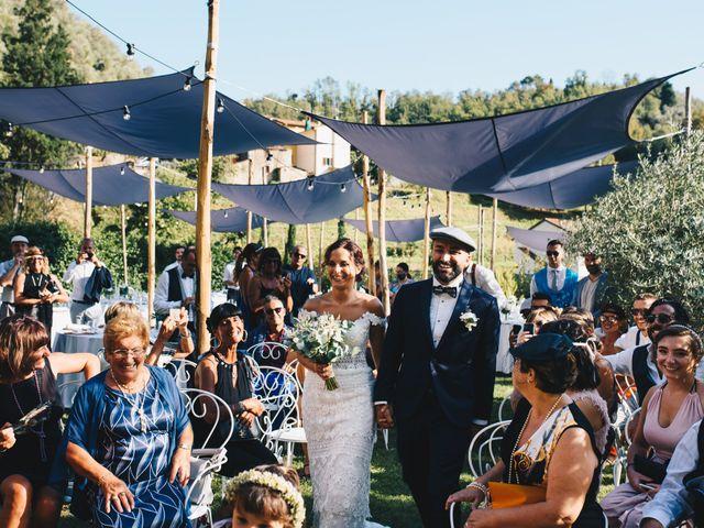Il matrimonio di Marco e Miriam a Camaiore, Lucca 61