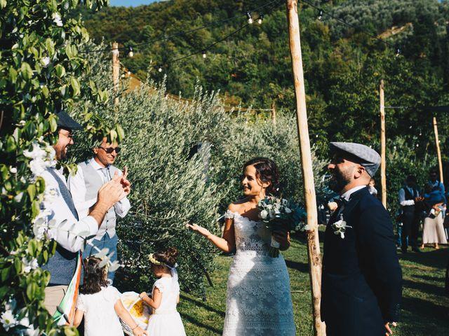 Il matrimonio di Marco e Miriam a Camaiore, Lucca 62