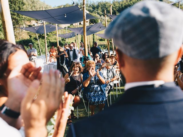 Il matrimonio di Marco e Miriam a Camaiore, Lucca 64