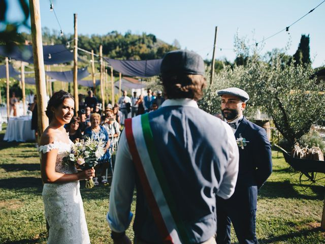Il matrimonio di Marco e Miriam a Camaiore, Lucca 66