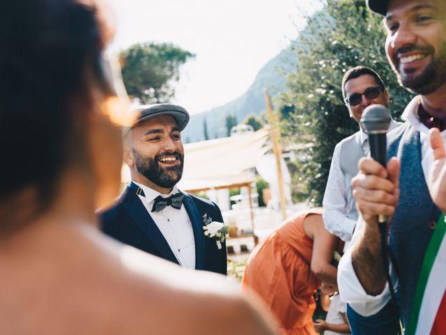 Il matrimonio di Marco e Miriam a Camaiore, Lucca 74