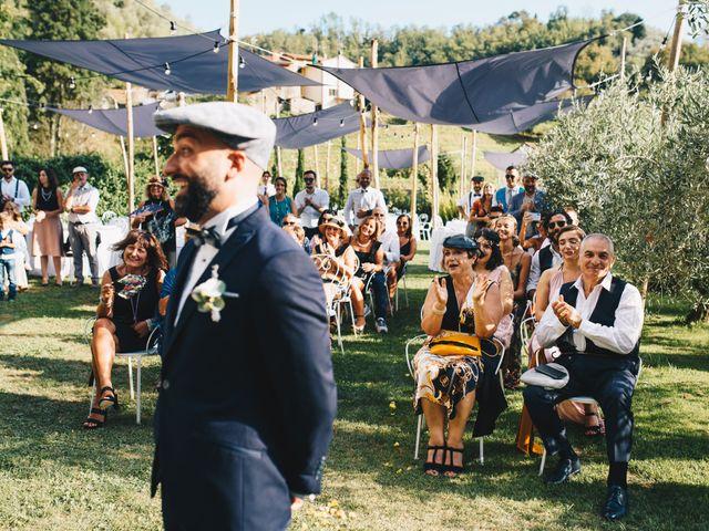 Il matrimonio di Marco e Miriam a Camaiore, Lucca 76