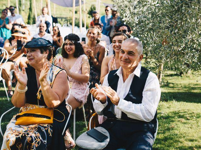 Il matrimonio di Marco e Miriam a Camaiore, Lucca 83