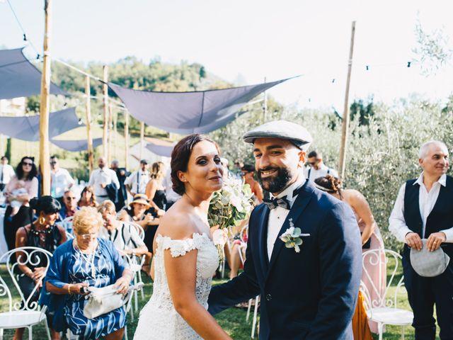 Il matrimonio di Marco e Miriam a Camaiore, Lucca 84