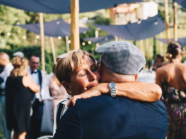 Il matrimonio di Marco e Miriam a Camaiore, Lucca 85