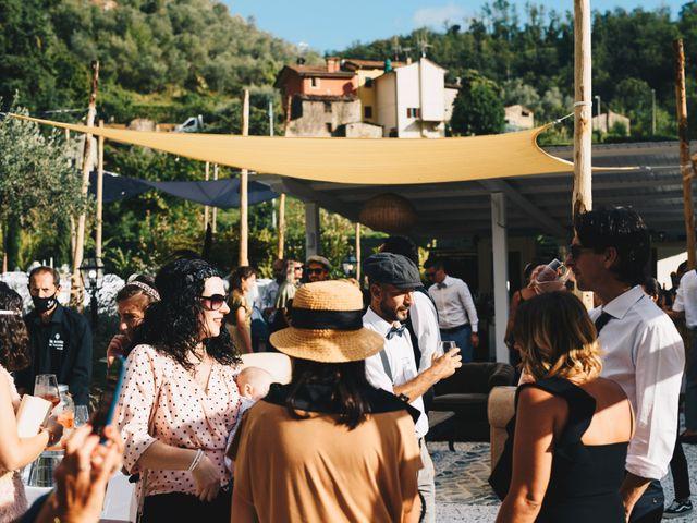 Il matrimonio di Marco e Miriam a Camaiore, Lucca 92