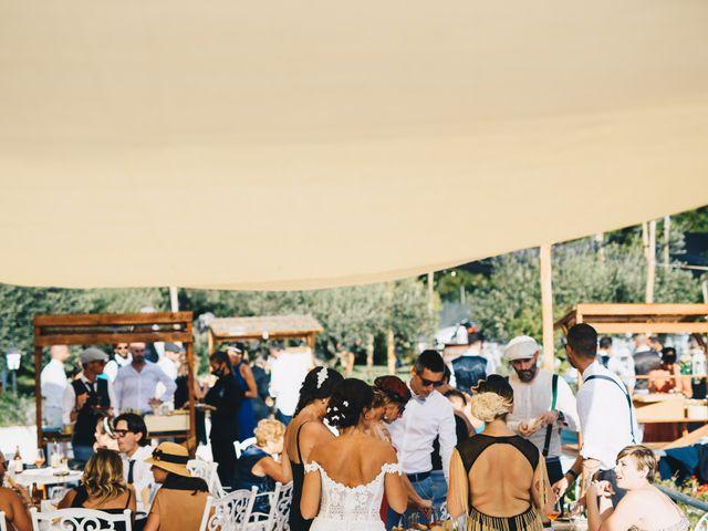 Il matrimonio di Marco e Miriam a Camaiore, Lucca 98