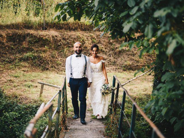 Il matrimonio di Marco e Miriam a Camaiore, Lucca 124