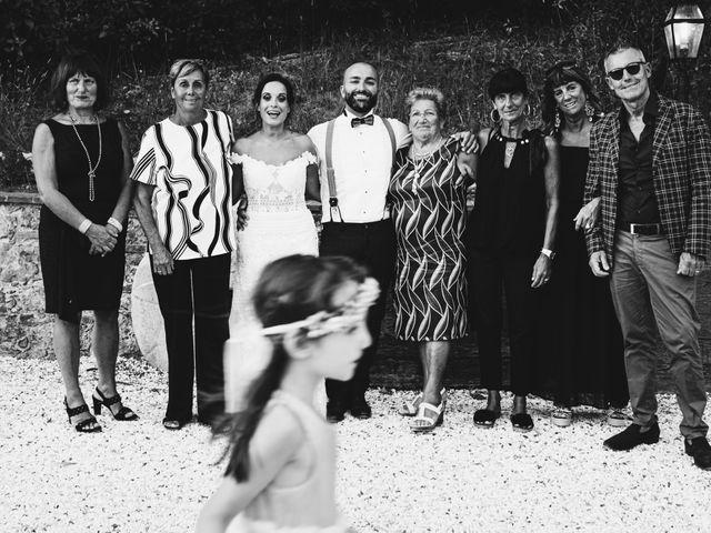 Il matrimonio di Marco e Miriam a Camaiore, Lucca 126