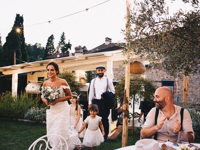 Il matrimonio di Marco e Miriam a Camaiore, Lucca 132