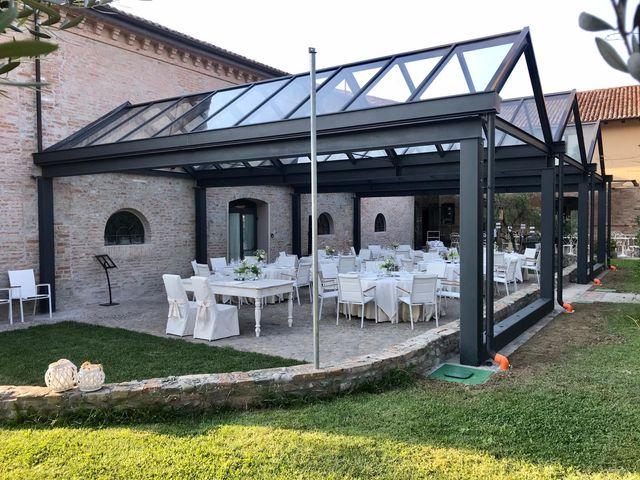 Il matrimonio di Federico e Giulia a Caorso, Piacenza 4