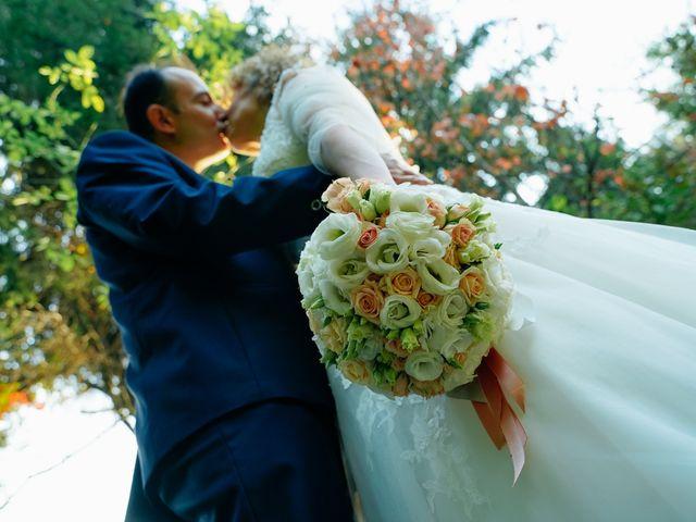 Le nozze di Adriana e Massimo