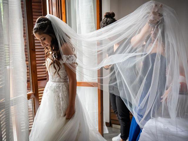 Il matrimonio di Simone e Sara a Legnano, Milano 14