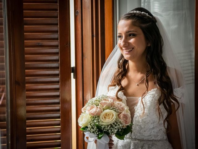 Il matrimonio di Simone e Sara a Legnano, Milano 15