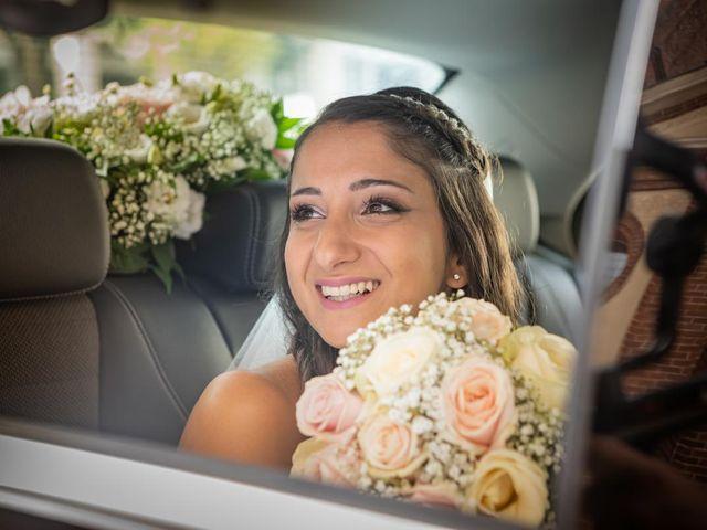 Il matrimonio di Simone e Sara a Legnano, Milano 17