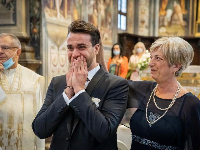 Il matrimonio di Simone e Sara a Legnano, Milano 18