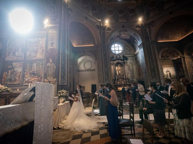 Il matrimonio di Simone e Sara a Legnano, Milano 20