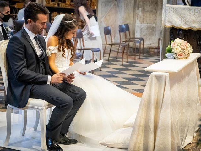 Il matrimonio di Simone e Sara a Legnano, Milano 21