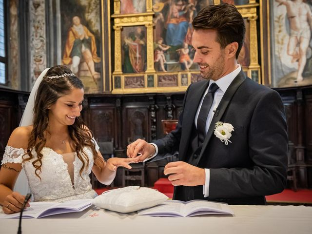 Il matrimonio di Simone e Sara a Legnano, Milano 23