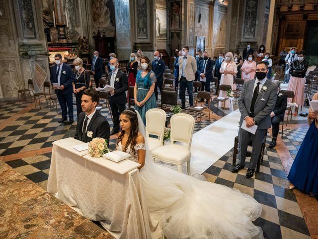 Il matrimonio di Simone e Sara a Legnano, Milano 26