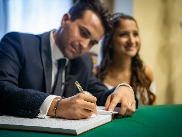 Il matrimonio di Simone e Sara a Legnano, Milano 27