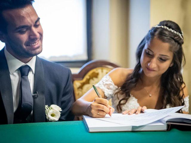 Il matrimonio di Simone e Sara a Legnano, Milano 28
