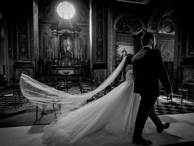 Il matrimonio di Simone e Sara a Legnano, Milano 31