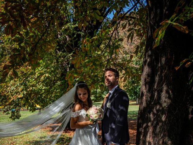 Il matrimonio di Simone e Sara a Legnano, Milano 34