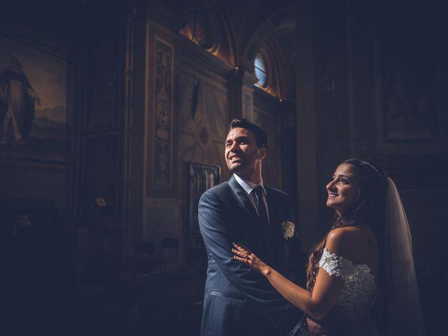 Il matrimonio di Simone e Sara a Legnano, Milano 35