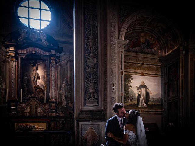 Il matrimonio di Simone e Sara a Legnano, Milano 36