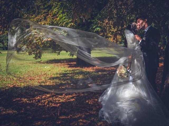 Il matrimonio di Simone e Sara a Legnano, Milano 37