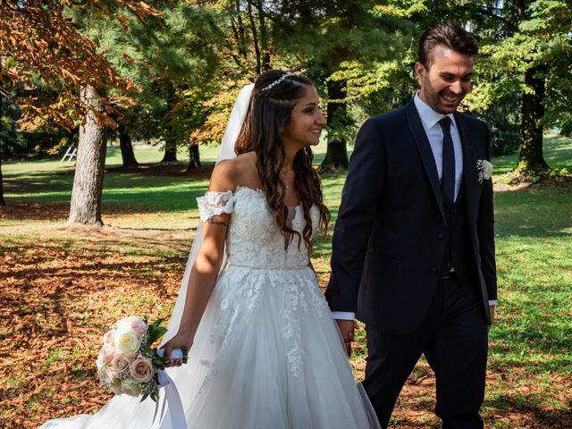Il matrimonio di Simone e Sara a Legnano, Milano 39