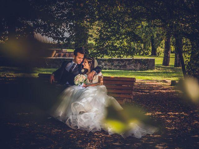 Il matrimonio di Simone e Sara a Legnano, Milano 1