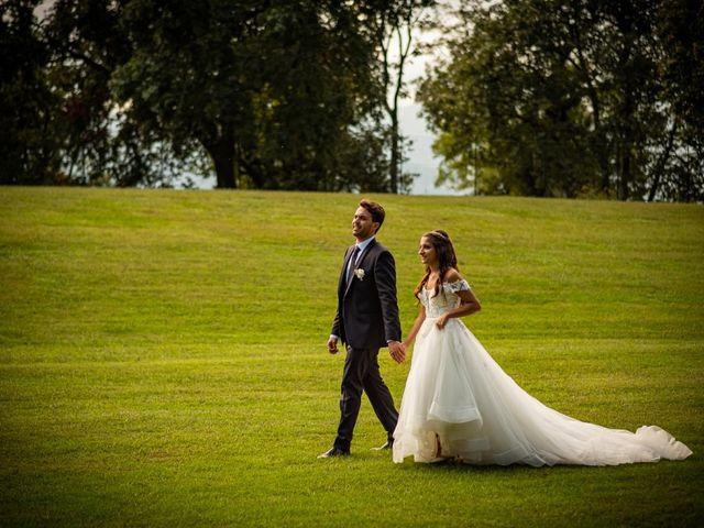 Il matrimonio di Simone e Sara a Legnano, Milano 54