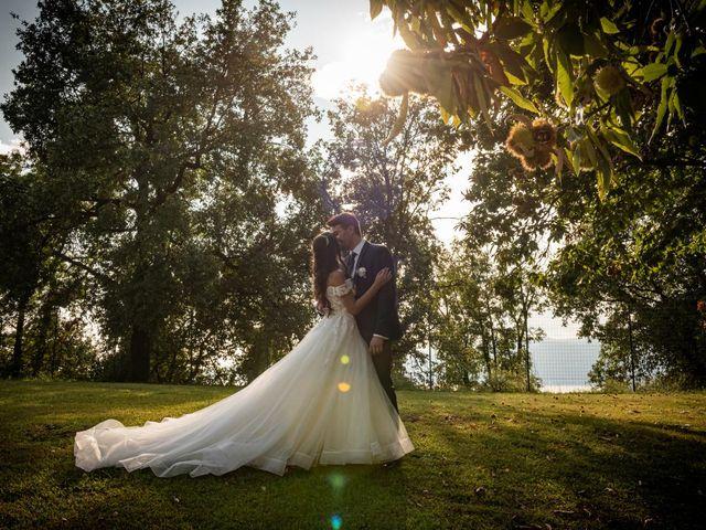 Il matrimonio di Simone e Sara a Legnano, Milano 56