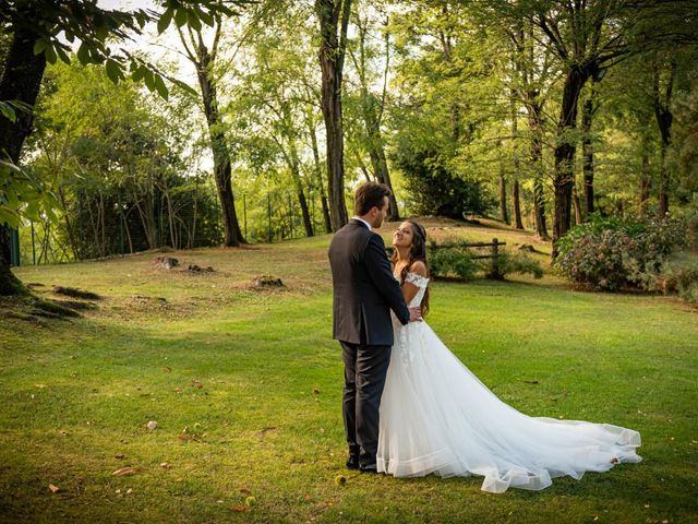 Il matrimonio di Simone e Sara a Legnano, Milano 57