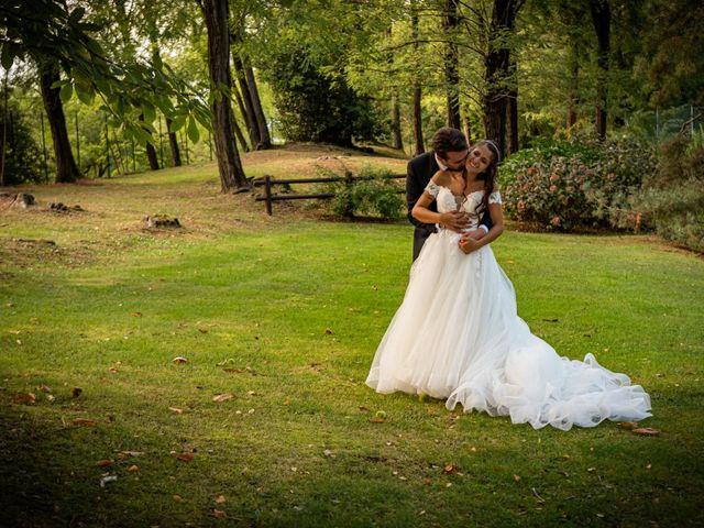 Il matrimonio di Simone e Sara a Legnano, Milano 59