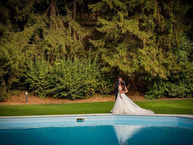 Il matrimonio di Simone e Sara a Legnano, Milano 61