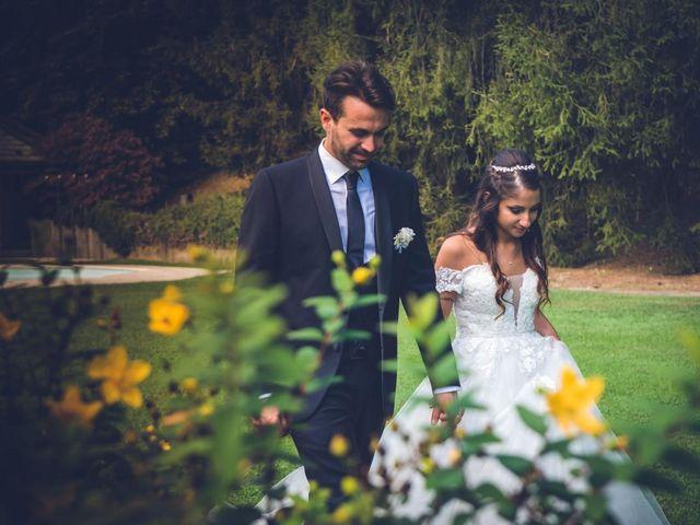 Il matrimonio di Simone e Sara a Legnano, Milano 63