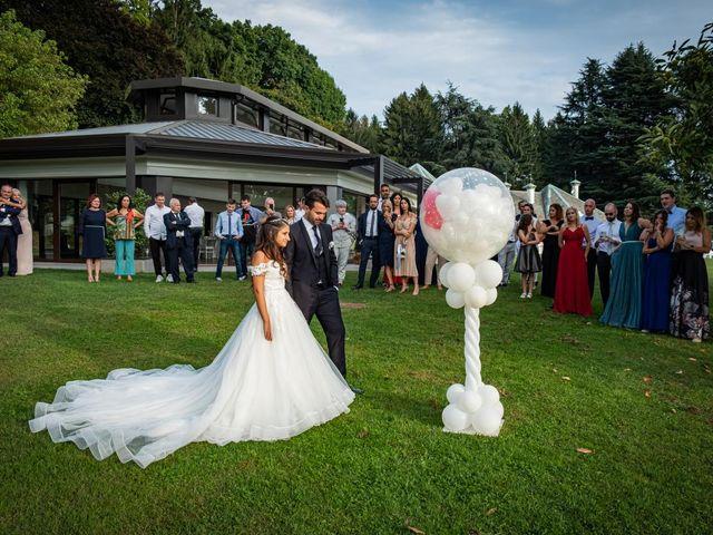 Il matrimonio di Simone e Sara a Legnano, Milano 65